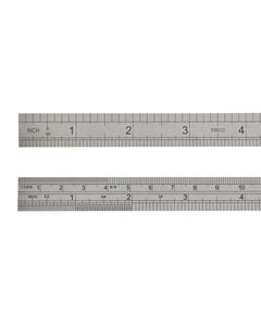 725S Stainless Steel Rule 600mm / 24in
