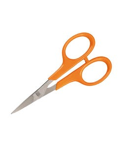 Curved Manicure Scissors with Sharp Tip 100mm (4in)