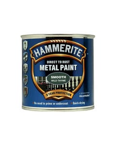 Direct to Rust Smooth Finish Metal Paint Wild Thyme 250ml