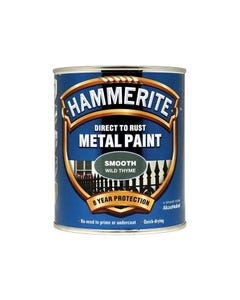 Direct to Rust Smooth Finish Metal Paint Wild Thyme 750ml