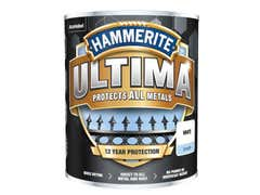 Ultima Metal Paint Smooth White 750ml