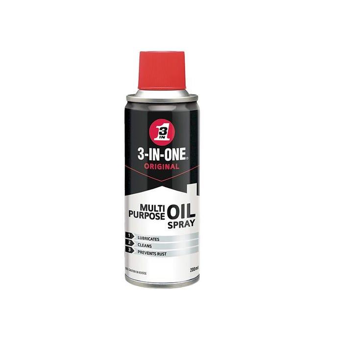 3-IN-ONE Oil Aerosol Can 200ml