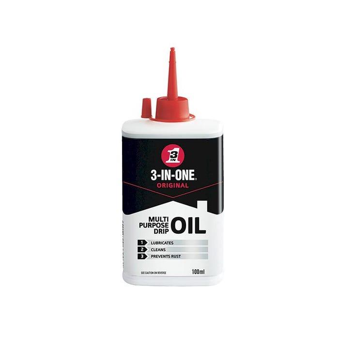 3-IN-ONE Multi-Purpose Oil in Flexican 100ml Standard