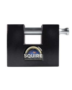 WS75S Stronghold Container Block Lock 80mm