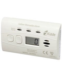 10LLDCO 10 Year Sealed Battery Digital Carbon Monoxide Alarm
