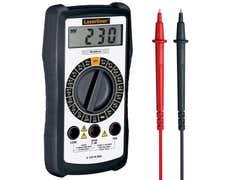 Multimeter Digital - AC/DC Voltage Tester