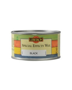 Patinating Wax Black 250ml