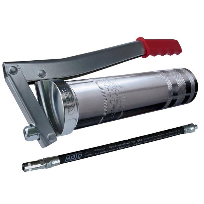 Lube-Shuttle® Side Lever Grease Gun