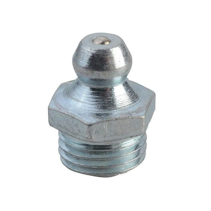 HMM10/100 Hydraulic Nipple Straight 10mm
