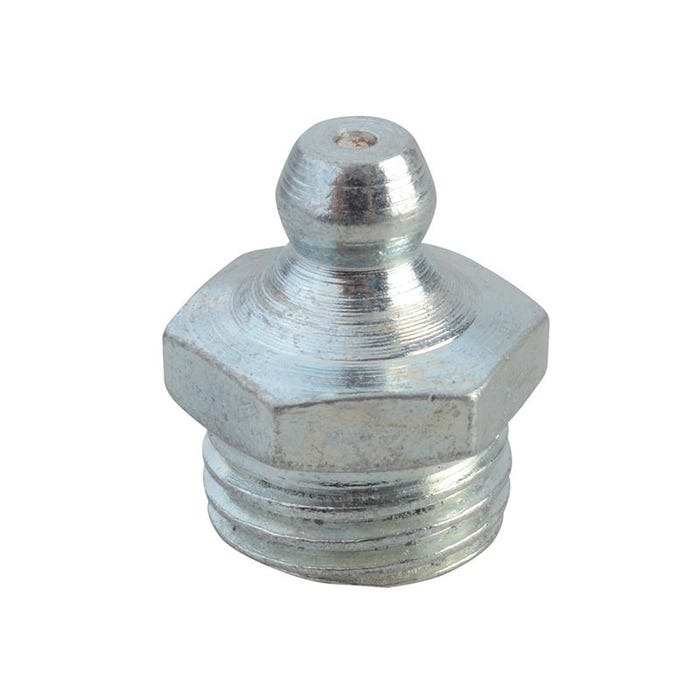 HP4 Hydraulic Nipple Straight 1/4 BSP