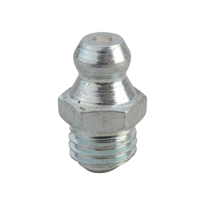 HUF5 Hydraulic Nipple Straight 5/16 UNF