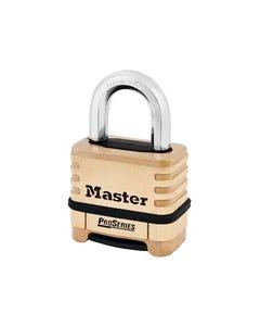 ProSeries® Brass 4 Digit Padlock 57mm
