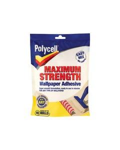 Maximum Strength Wallpaper Adhesive 5 Roll