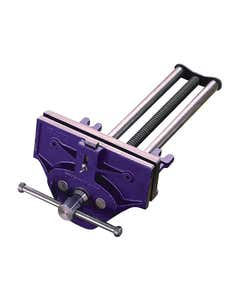 52ED Woodworking Vice 175mm (7in) with Quick Release & Dog