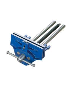 53PD Plain Screw Woodworking Vice 270mm (10.1/2in) & Front Dog