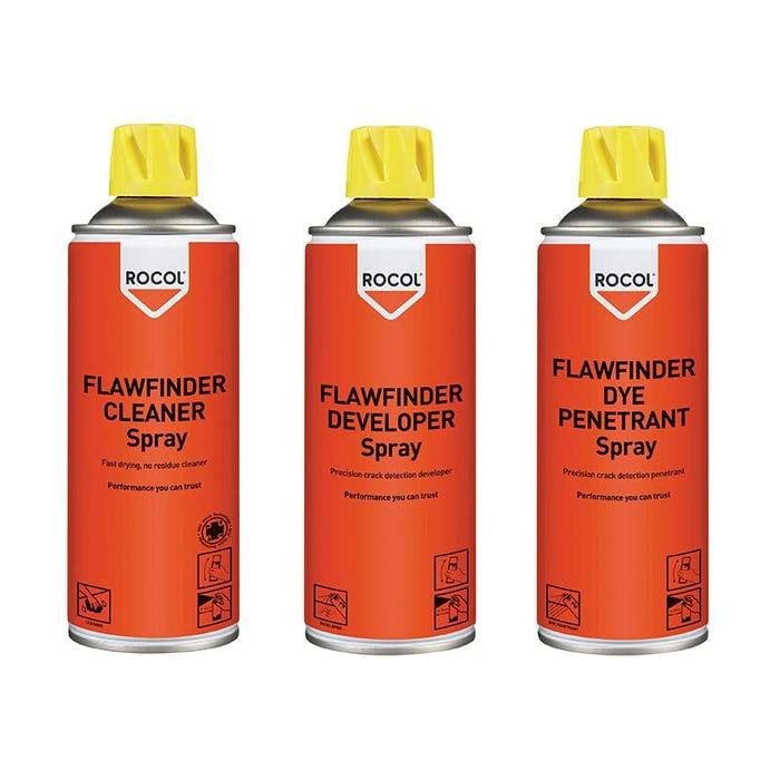 FLAWFINDER System Kit