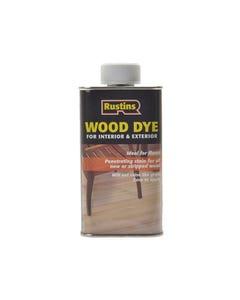 Wood Dye Brown Mahogany 1 litre