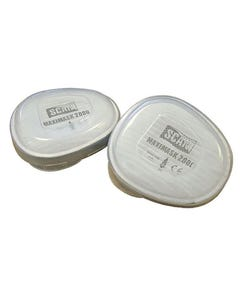 Twin Filter Replacement Cartridge P2 (Pack of 2)