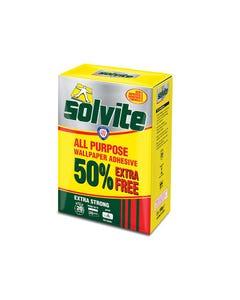 All Purpose Wallpaper Paste Sachet 20 Roll + 50% Free