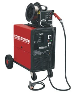 MIG Welders MIG 300E PACKAGE 230/400V 3PH