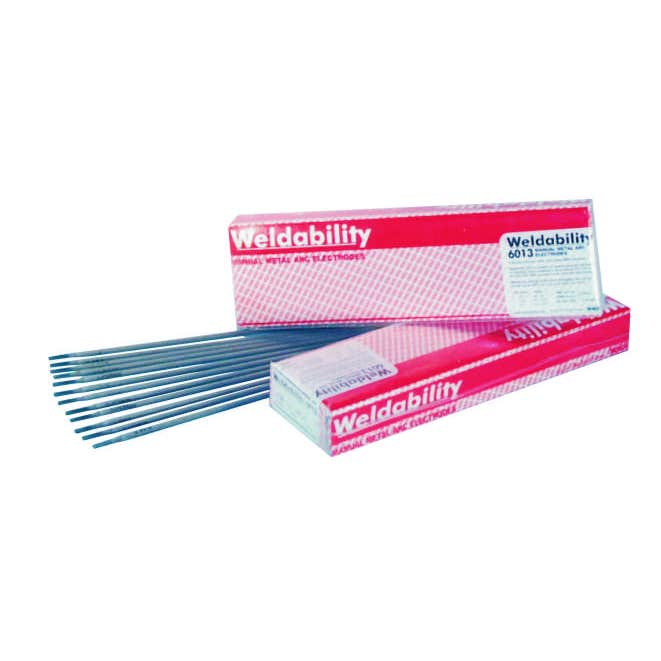 Welding Electrodes Mild Steel SUPERWELD 6013 5.0MM 2.5KG