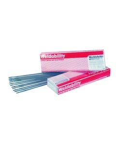 Welding Electrodes Mild Steel SUPERWELD 7018 4.0MM 2.5KG