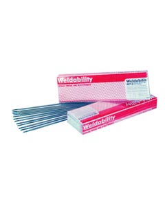 Welding Electrodes Mild Steel WELDABILITY 7018 4.0MM 5.0KG