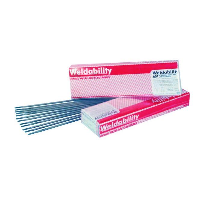 Welding Electrodes Mild Steel WELDABILITY 7018 5.0MM 5.0KG