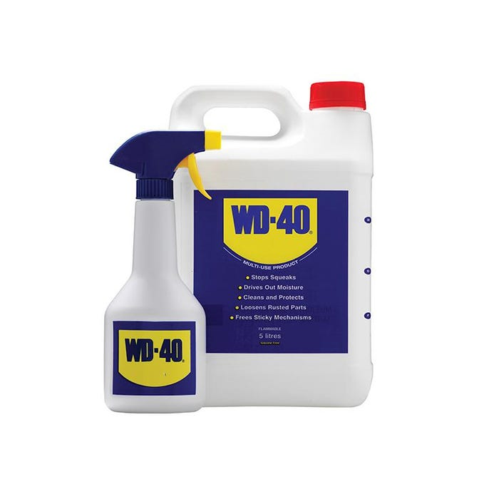 WD-40® Multi-Use Maintenance & Spray Bottle 5 Litre