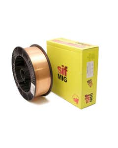 Low Alloy MIG Wire SIFMIG 120S-G 0.8MM 15KG