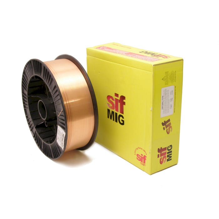 Low Alloy MIG Wire SIFMIG 120S-G 1.0MM 15KG