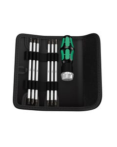 Kraftform Kompakt RA SB Vario Ratchet Bit Holder Set 7 Piece