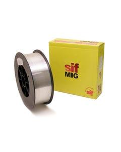 Mild Steel Mig Wire SIFMIG SG3 1.0MM 15KG STEEL