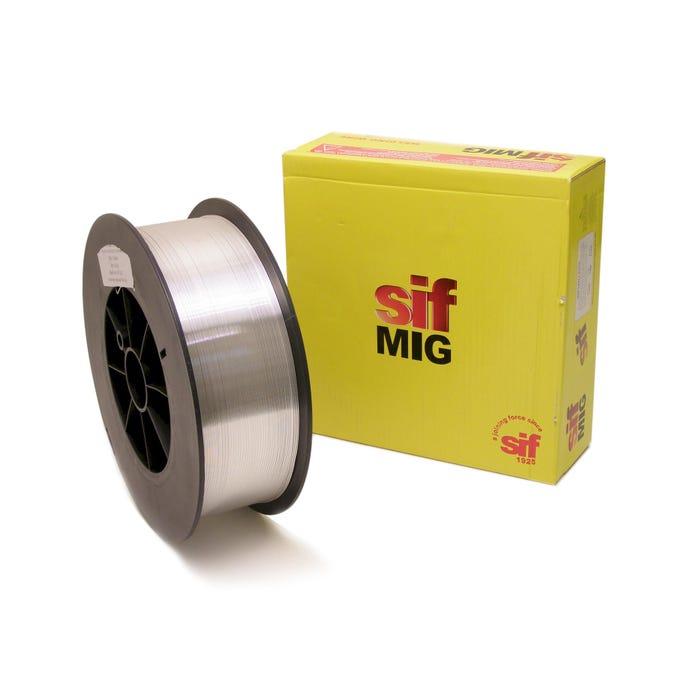 Mild Steel Mig Wire SIFMIG SG2 0.6MM 15KG STEEL