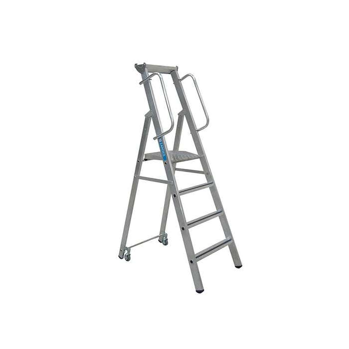 Mobile Mastersteps, Platform Height 1.32m 5 Rungs