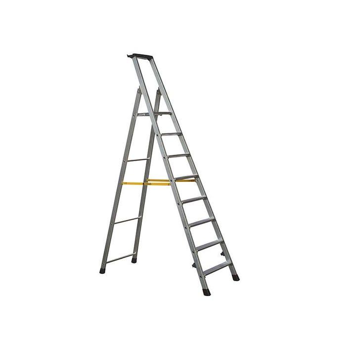 Trade Platform Steps, Platform Height 1.7m 8 Rungs