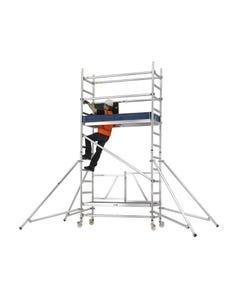 Reachmaster™ Tower Working Height 3.7m Platform Height 1.7m External Use
