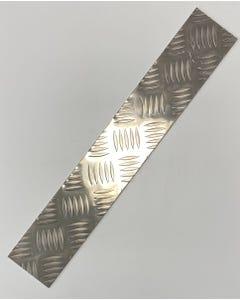 Aluminium 5 Bar Finger Plate 1.5mm