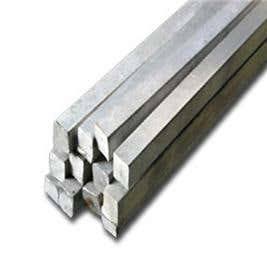 EN8 Bright Mild Steel Square 50mm