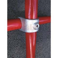 Tube Clamps - Fittings & Sockets 160 Clamp on Crossover