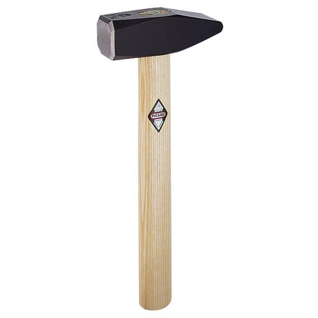 1500g Short Pattern Blacksmiths Hammer Mild Steel Blacksmith Supplies