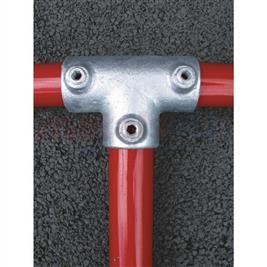 Tube Clamps - Fittings & Sockets 104 Long Tee