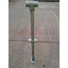 Tube Clamps - Posts & Tubes Mid Rail