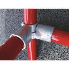 Tube Clamps - Fittings & Sockets 148 Short Swivel Tee