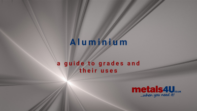 A guide to aluminium grades and their uses.