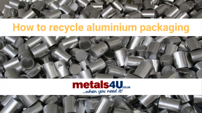 Top Tips: How to recycle aluminium packaging