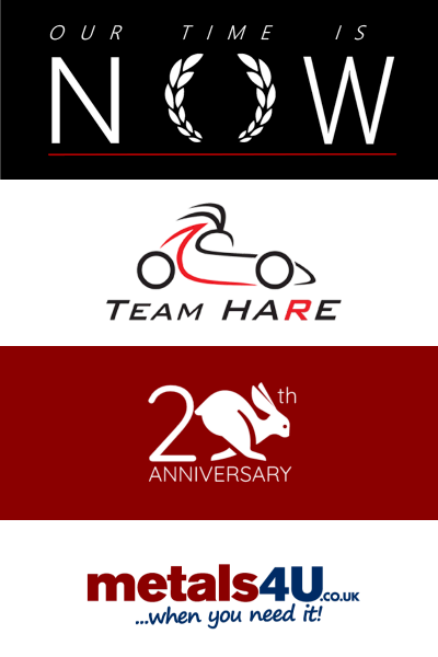 Team Hare Sponsorship- The Leadership Team