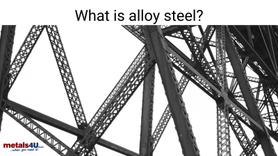 What Is Alloy Steel?