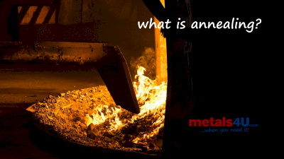 What is annealing?