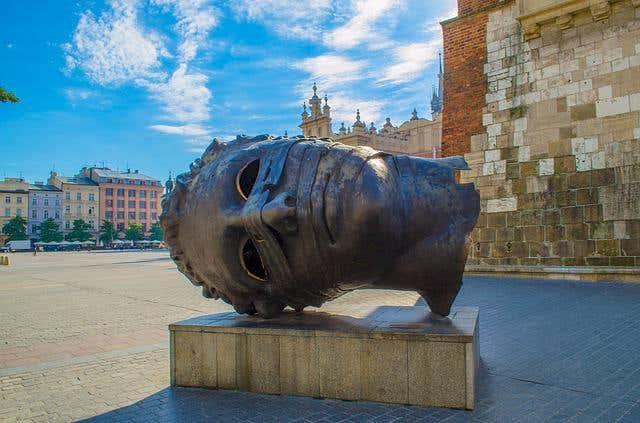 Eros Bendato metals4U top 10 sculptures